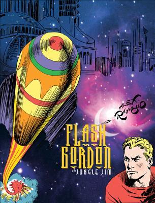 Definitive Flash Gordon and Jungle Jim By Raymond, Alex